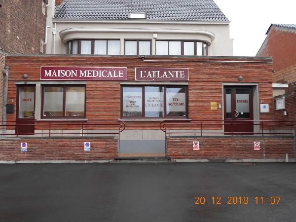 Cabinet à Saint-Ghislain